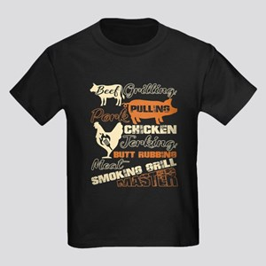 Meat Smoking Grill Master T Shirt T-Shirt
