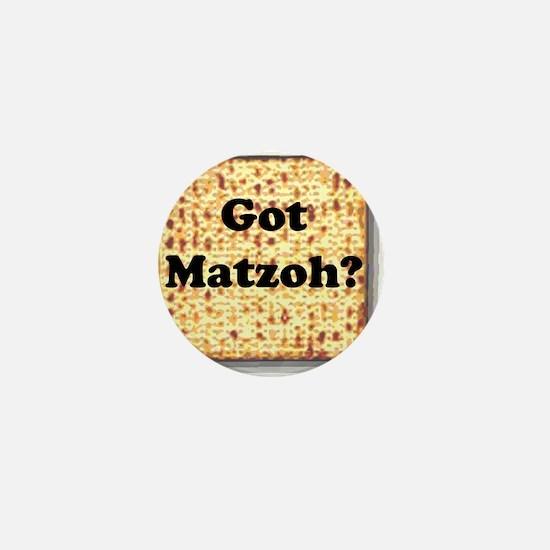 Got Matzoh? Mini Button