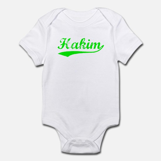 Vintage Hakim (Green) Infant Bodysuit