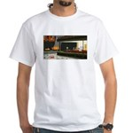 X-Day Nighthawks White T-Shirt