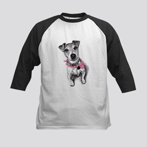 Terrier Dog Baseball Jersey