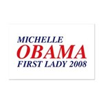 Michelle Obama First Lady 2008 Mini Poster Print