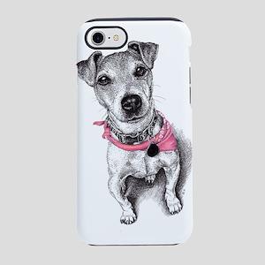 Terrier Dog iPhone 8/7 Tough Case
