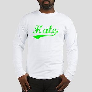 Vintage Hale (Green) Long Sleeve T-Shirt