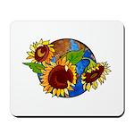 Sunflower Planet Mousepad