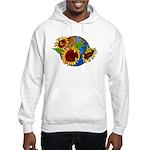 Sunflower Planet Hooded Sweatshirt