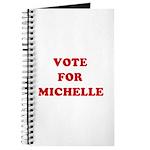 Vote for Michelle Journal