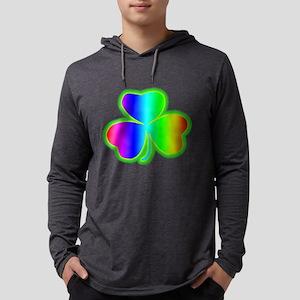 rainbowshamrock Long Sleeve T-Shirt
