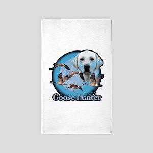 Goose Hunter Lab 2 Area Rug