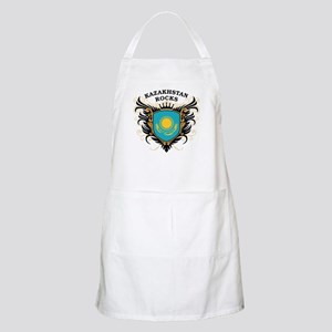 Kazakhstan Rocks BBQ Apron
