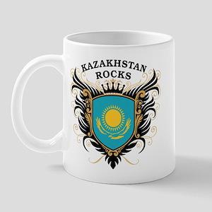 Kazakhstan Rocks Mug