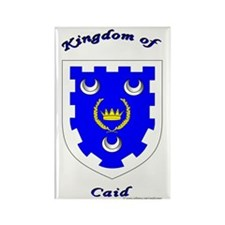 Kingdom of Caid Rectangle Magnet