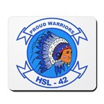 HSL-42 Mousepad