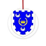 Kingdom of Caid Ornament (Round)
