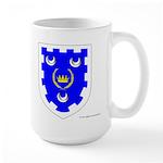 King of Caid Large Mug