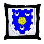 Queen of Caid Throne Pillow