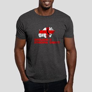 England Football offensive Dark T-Shirt
