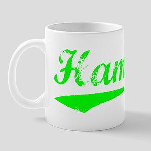 Vintage Hamza (Green) Mug