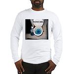 Bad Housekeeper Long Sleeve T-Shirt