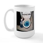 Bad Housekeeper Large Mug