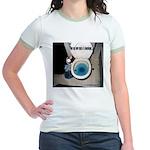 Bad Housekeeper Jr. Ringer T-Shirt