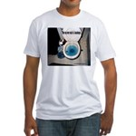 Bad Housekeeper Fitted T-Shirt