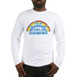 Happy Rainbows Long Sleeve T-Shirt