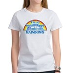 Happy Rainbows Women's T-Shirt
