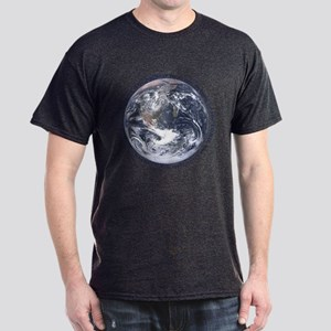 Religious Earth Day Dark T-Shirt
