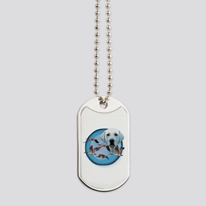 Goose Hunter Lab 3 Dog Tags