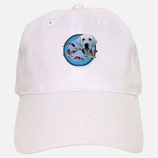 Goose Hunter Lab 3 Baseball Baseball Cap