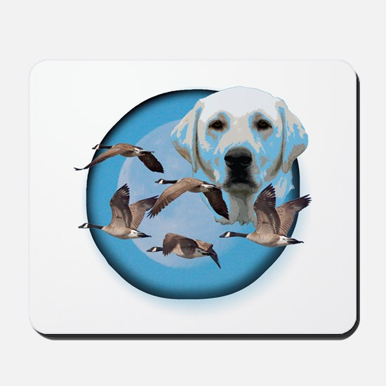 Goose Hunter Lab 3 Mousepad
