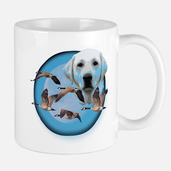 Goose Hunter Lab 3 Mug