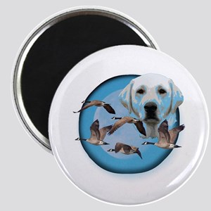 Goose Hunter Lab 3 Magnet