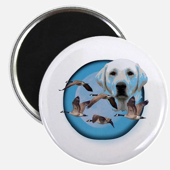 Goose Hunter Lab 3 Magnet