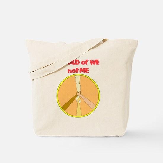 World of WE Tote Bag