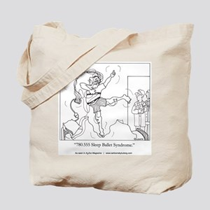Ballet Syndrome Tote Bag