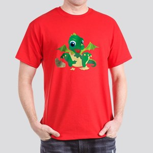 Baby Dragon Dark T-Shirt