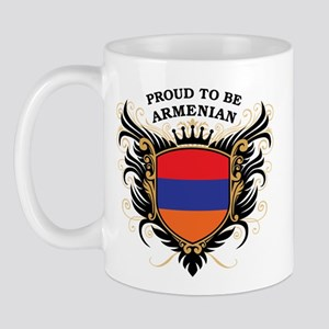 Proud to be Armenian Mug