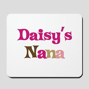 Daisy's Nana Mousepad