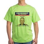 Kevorkian for Congress Green T-Shirt