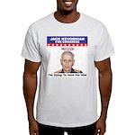 Kevorkian for Congress Light T-Shirt