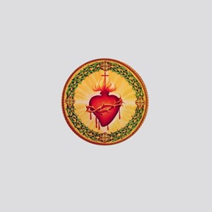 Sacred Heart (original) Mini Button