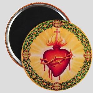 Sacred Heart (original) Magnet