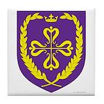 King of Calontir Tile Coaster