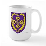 King of Calontir Large Mug