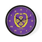 Kingdom of Calontir Wall Clock