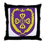 King of Calontir Throw Pillow