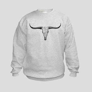 Longhorn Scull Sweatshirt