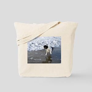 Beach Cavalier Tote Bag